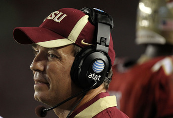Considering his team's performance thus far, Jimbo Fisher and his staff haven't lived up to expectations