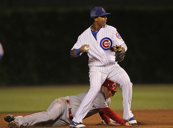 Starlin Castro leads the Cubs into the future