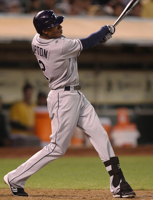 B.J. Upton will be a free agent after the 2012 season
