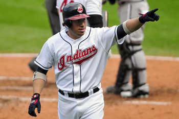 Asdrubal Cabrera is one of the up and coming stars in the AL