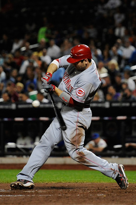 Joey Votto is one of the best hitters in baseball