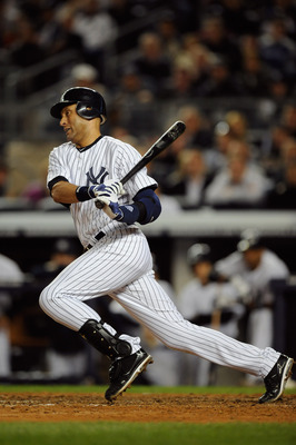Derek Jeter is a fan favorite in New York
