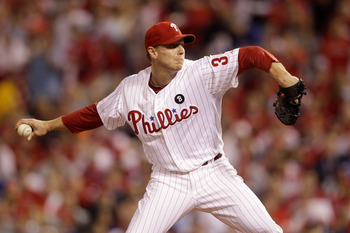 Roy Halladay is a Cy Young candidate yet again
