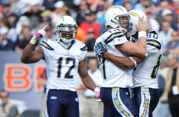 Philip Rivers and the Chargers will get a test in the revamped AFC West