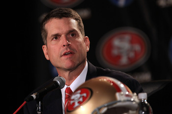 Jim Harbaugh has taken the NFL by storm.