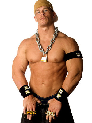 Twelve years ago, with that gimmick, John Cena would be a legend