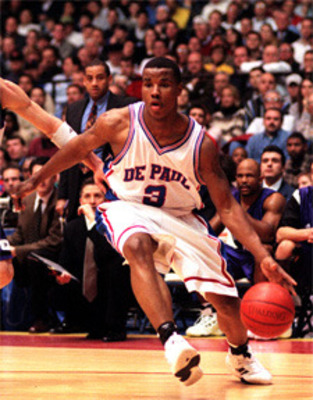 Chicago Hometown Hero Quentin Richardson