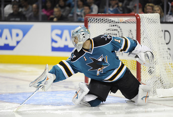 Thoams Greiss has looked good while the team awaited Antti Niemi's return
