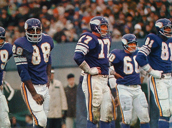 """Purple People Eaters"" NFL Fan Talk"