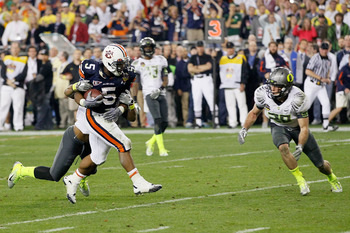 Michael Dyer is already an Auburn legend, but still just a sophomore.