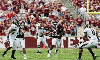 Future SEC West Matchup between Texas A&M and Mizzou?