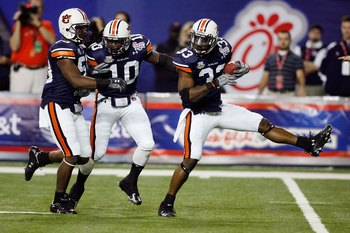 Auburn has historically had Clemson's number in the Georgia Dome