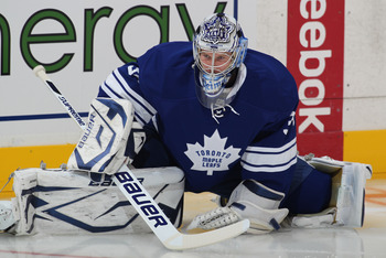 To the Toronto Maple Leafs, James Reimer is more than meets the eye.