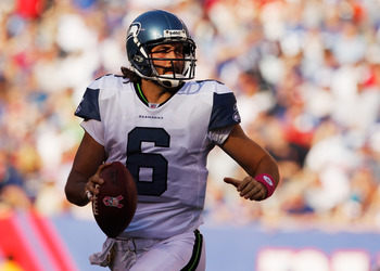 Will Charlie Whitehurst lead the Seahawks in Cleveland?