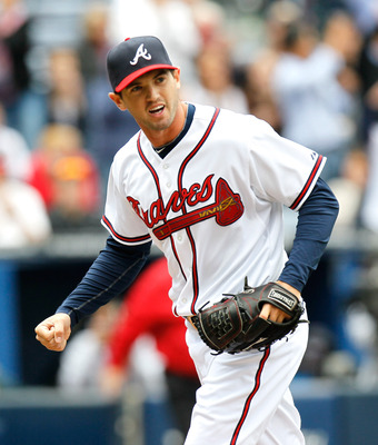 Cory Gearrin is one of many promising relief prospects in the Braves system.