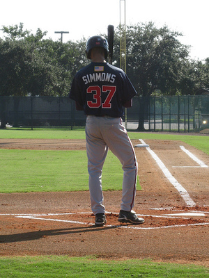 Andrelton Simmons could be a much better hitter than the Braves ever expected.