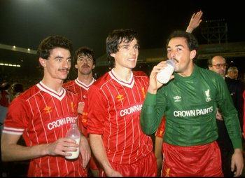 Liverpool's Victory in 1984 Milk Cup Final