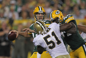 The NFC Championship is a rematch of the Season Kickoff the Packers won 42-34
