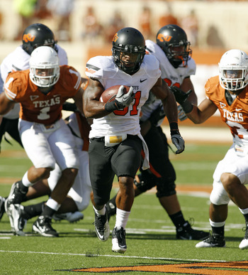 Oklahoma State got another big win against Texas.