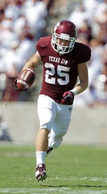 Against Baylor, Texas A&M's Ryan Swope had a huge day on the receiving end of Ryan Tannehill's passing.