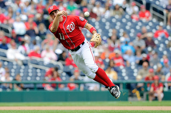 Ryan Zimmerman is one of the most well-rounded third basemen in baseball.