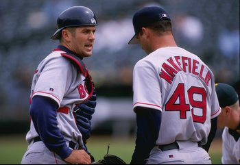 Two great ballplayers, but the Red Sox must move on.