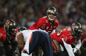 Third year quarterback Josh Freeman has endured some growing pains.