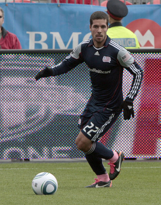 Benny Feilhaber assisted on both of New England's two goals on Saturday against Toronto.