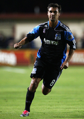 Chris Wondolowski scored his 16th goal of the season against FC Dallas but was unable to defend his Golden Boot.