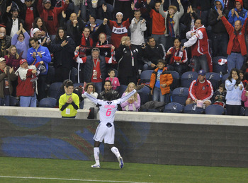 Jalil Anibaba scored a brace for the Chicago Fire in their 3-2 victory over the Columbus Crew.