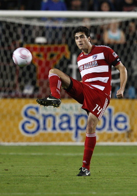George John scored for FC Dallas, but the Hoops fell 4-2 to the San Jose Earthquakes on Saturday.