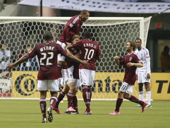 In spite of being eliminated from the CONCACAF Champions League, the Colorado Rapids bounced back with a 2-1 win over Vancouver.