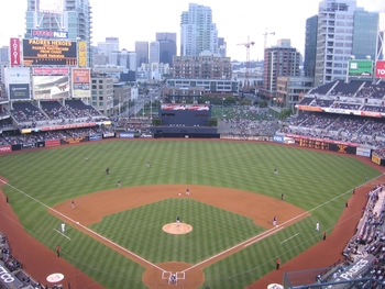 http://www.baseballstadiumreviews.com/Stadium Home Pages/Major League Home Pages/Petco Park/Petco Park.html