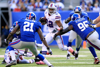 Fred Jackson's Buffalo Bills is just one of the teams that New England have to worry about.