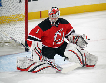 Hedberg: Driving the Devils Replacing Brodeur