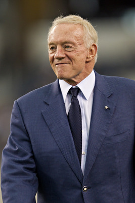Jerry Jones is going to have to wait for his team to bring home a Super Bowl.