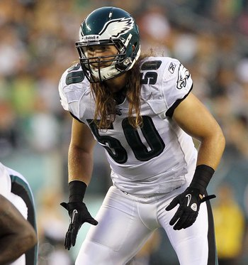 Clay, er... I mean Casey Matthews