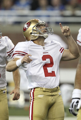 Free Agent acquisition David Akers has been solid