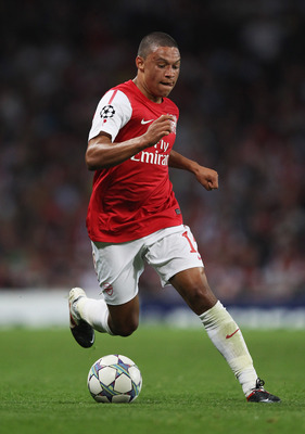 Alex Oxlade-Chamberlain may very well turn into a fan favorite.