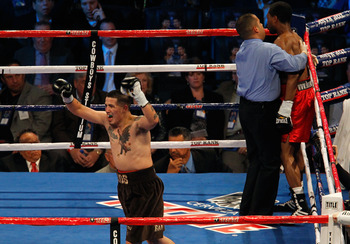 Brandon Rios vs. anyone has Fight-of-the-Year potential
