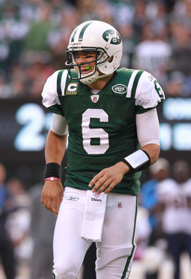 Mark Sanchez and the Jets eliminated the Pats from last year's playoffs