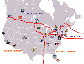 The Dividing Lines of the New NHL?