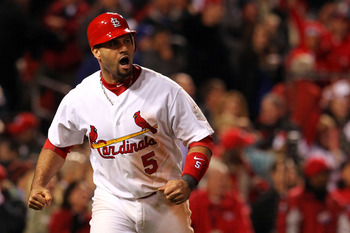 Pujols' Series: one brilliant game, five zeroes