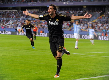 Gonzalo Higuain has been linked to a move to England.