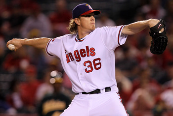 Angel's ace Jared Weaver is good enough to provide his team with a shot at World Series glory in 2012