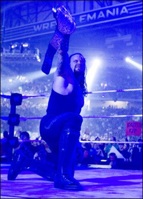 Nobody has dominated at WrestleMania more than The Undertaker