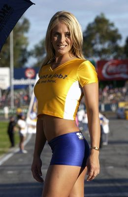 The Hottest Racing Babes Ever?   Bleacher Report
