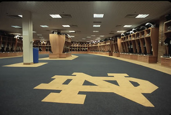 pic from Notre Dame website