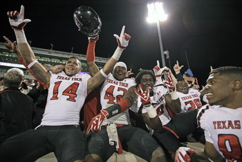 Texas Tech's win over Oklahoma in Norman seems like a distant memory