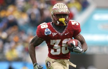 FSU RB Jermaine Thomas has finally found some running room thanks to his OL play recently